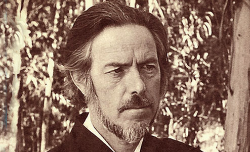 Take a Break from Your Frantic Day & Let Alan Watts Introduce You to the Calming Ways of Zen