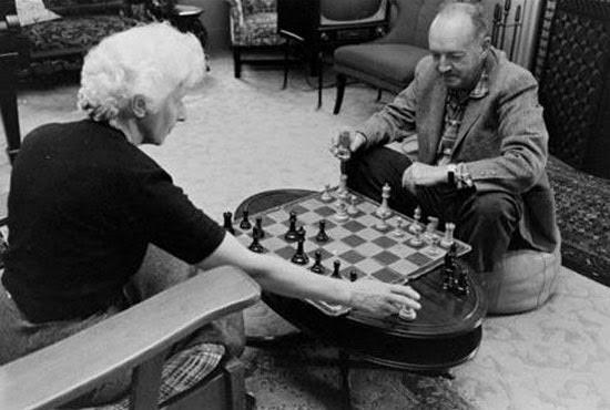 Nabokov Chess Game