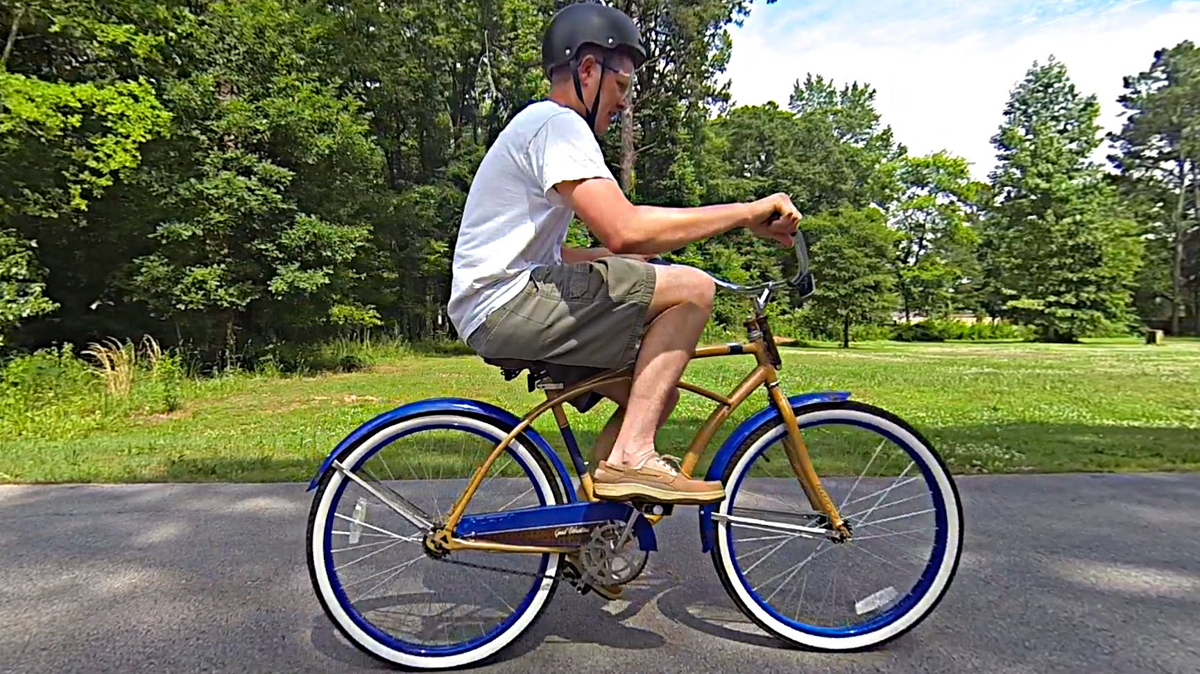 Discover The Backwards Brain Bicycle What Riding A Bike