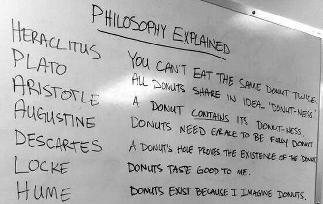 philosophy in life with explanation