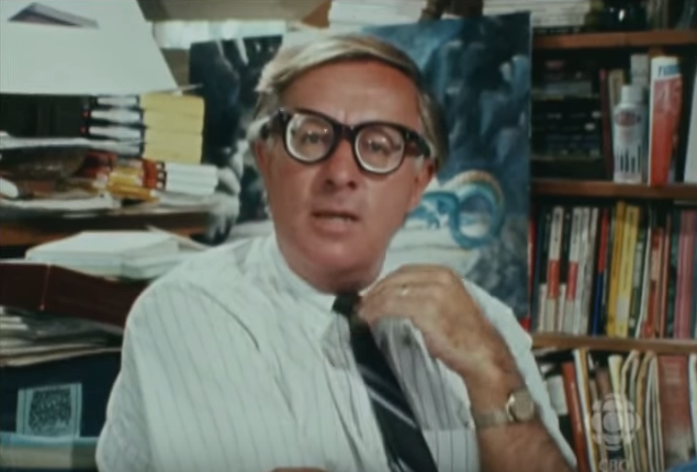 Who Was Afraid of Ray Bradbury & Science Fiction? The FBI, It Turns Out (1959)