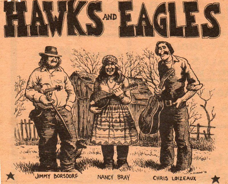 Crumb Hawks and Eagles