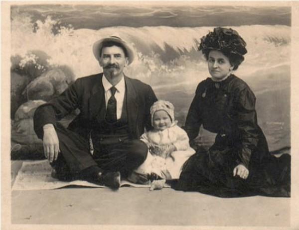 Maud Wagner family