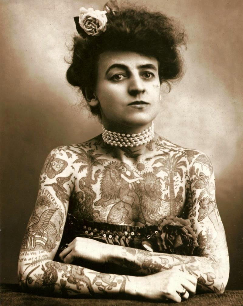Meet America Britain S First Female Tattoo Artists Maud