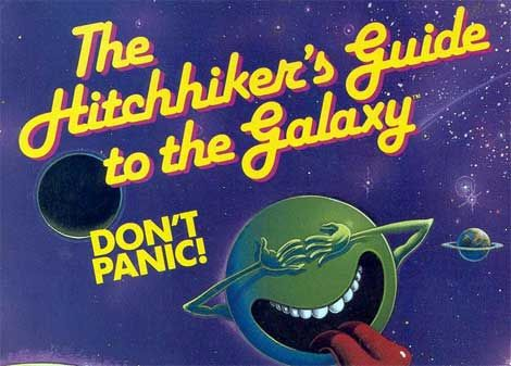 play the hitchhiker 39 s guide to the galaxy video game free online designed by douglas adams in. Black Bedroom Furniture Sets. Home Design Ideas