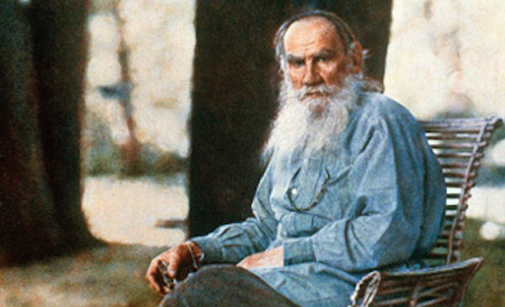 Thomas Edison's Recordings of Leo Tolstoy: Hear the Voice of Russia's Greatest Novelist
