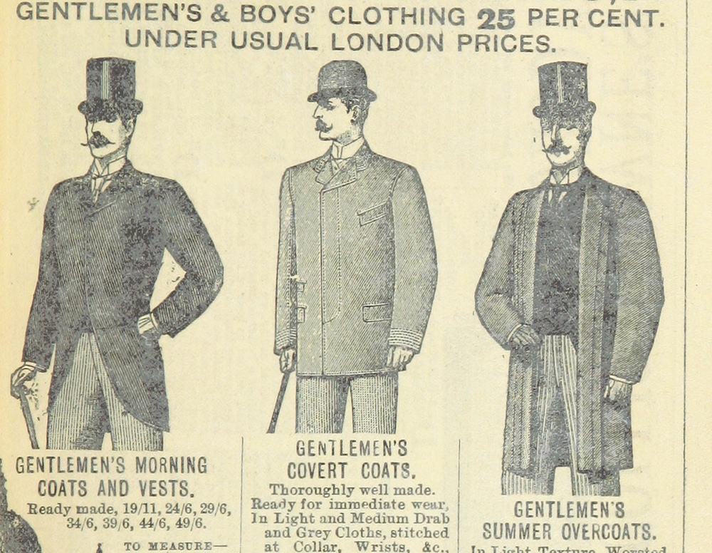 Gentlemen's Clothing