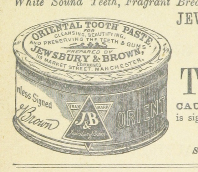Oriental Tooth Paste
