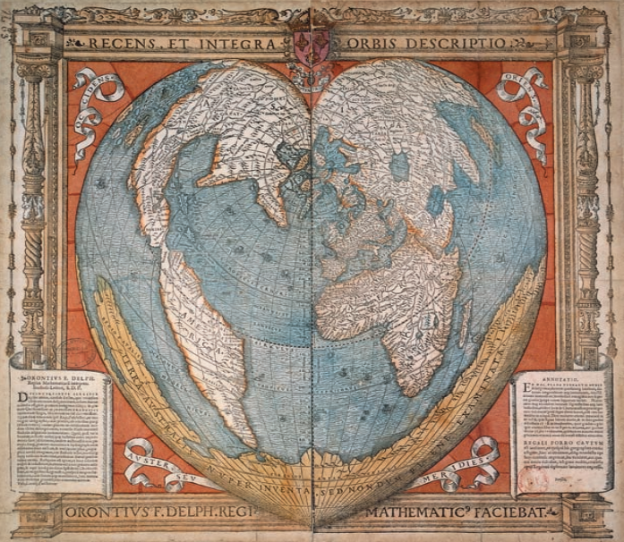 The history of cartography the most ambitious overview of map the history of cartography the most ambitious overview of map making ever now free online open culture gumiabroncs Gallery