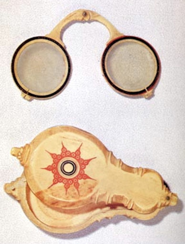 oldest pair of glasses