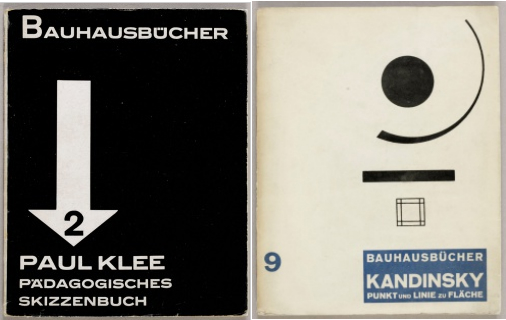 Download Original Bauhaus Books & Journals for Free: A Digital Celebration of the Founding of the Bauhaus School 100 Years Ago