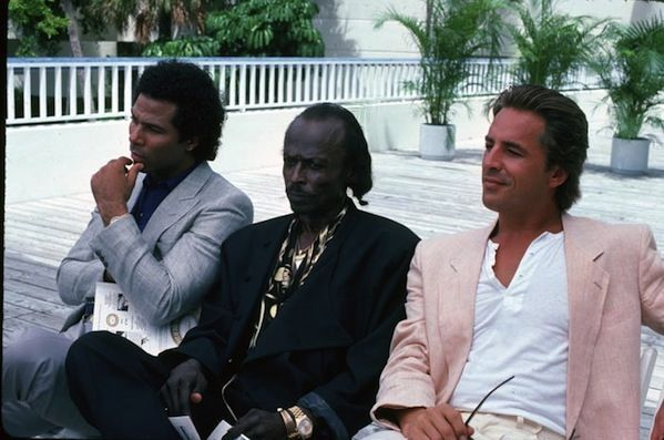 When Frank Zappa & Miles Davis Played a Drug Dealer and a Pimp on Miami Vice