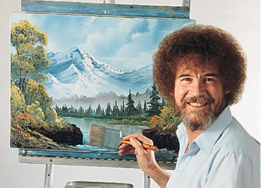 Bob Ross The Joy Of Painting Is Now Free Online Watch Season 1