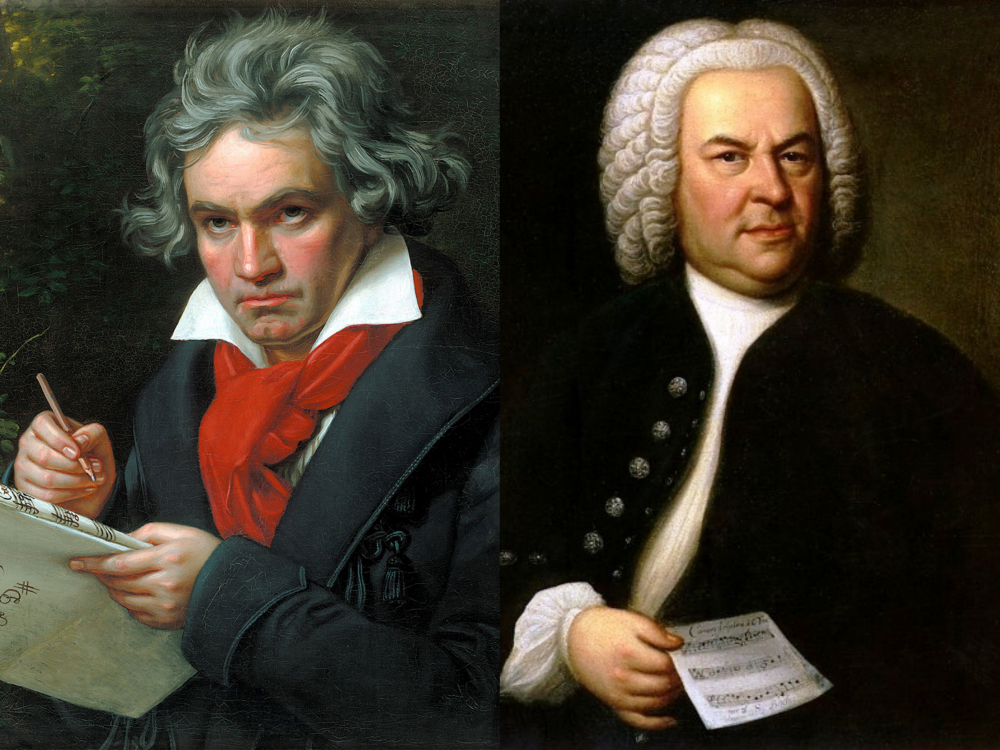 Stream the Complete Works of Bach & Beethoven: 250 Free Hours of Music