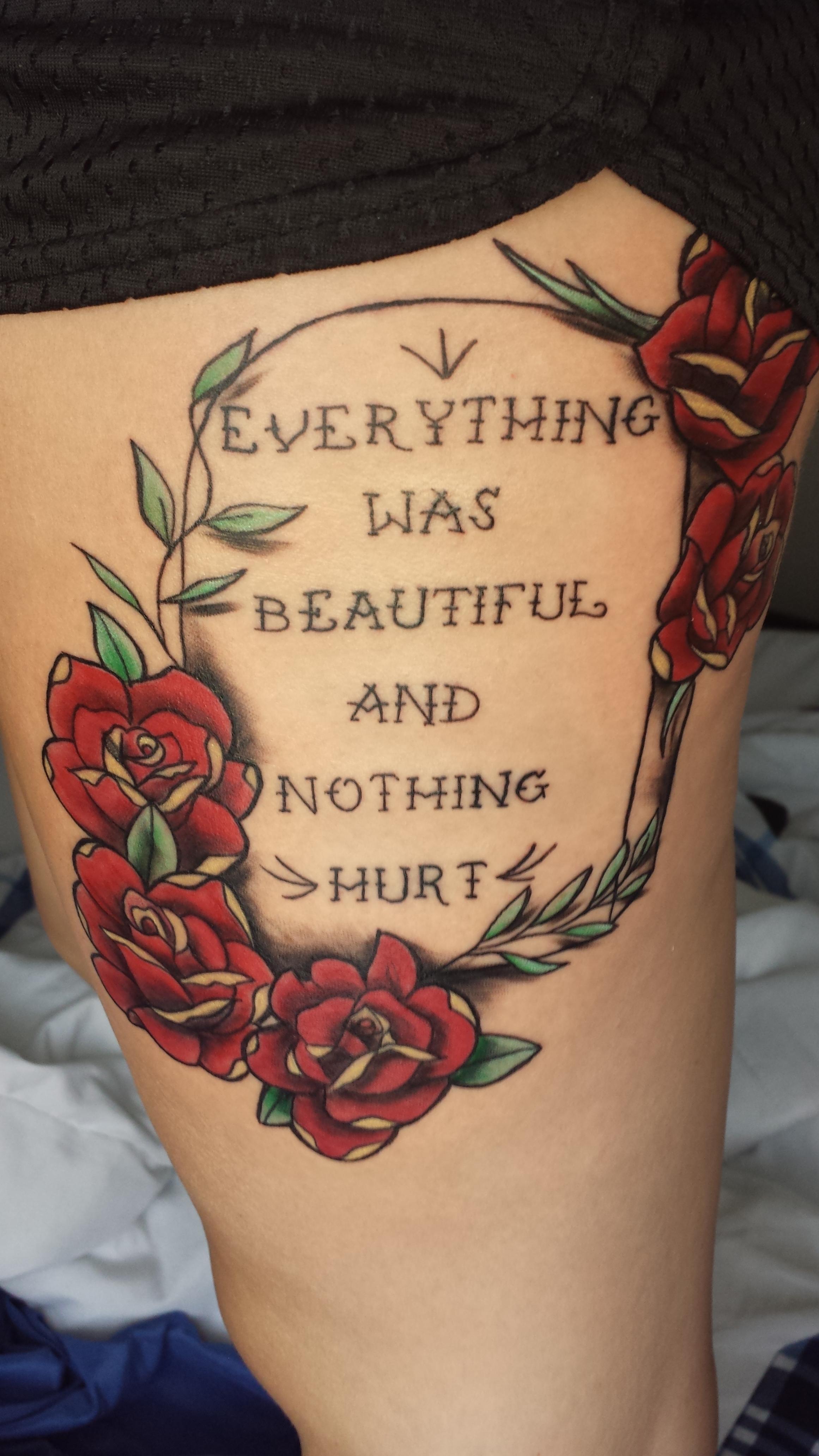Vonnegut Tattoos 6