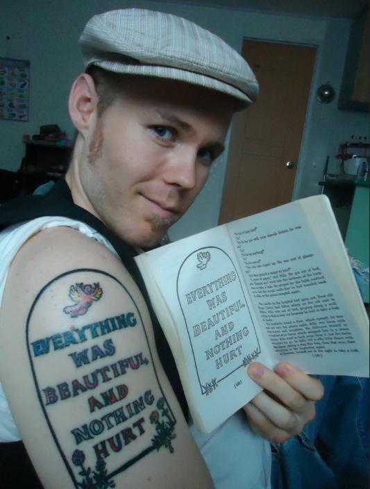 Vonnegut Tattoos 8