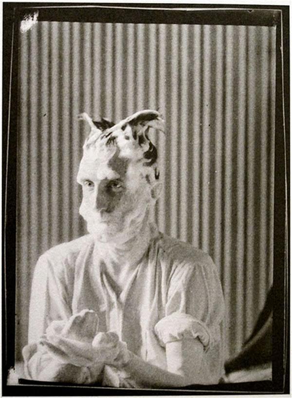 Duchamp Man ray