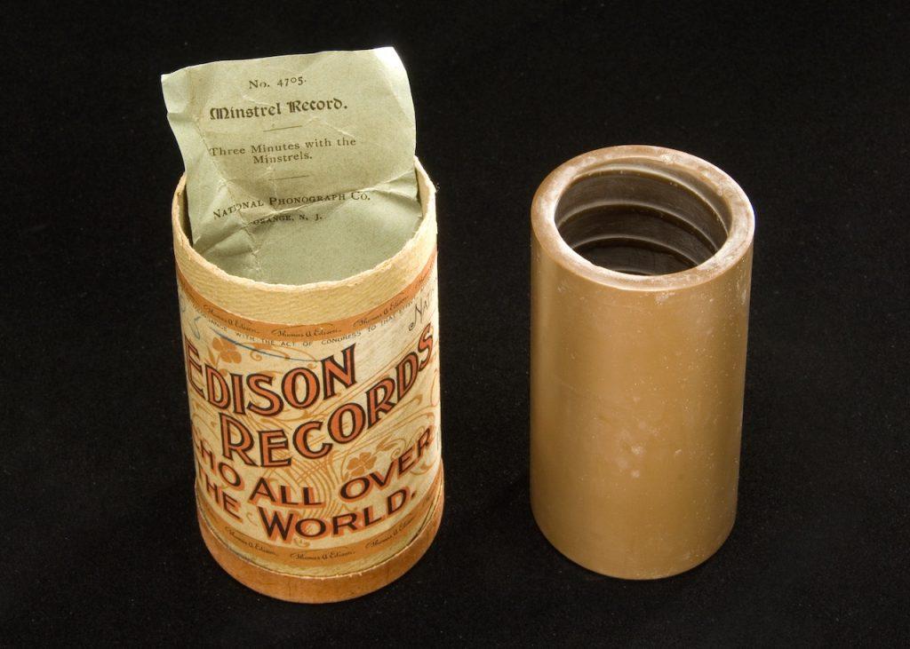 Edison_Minstrel-Record