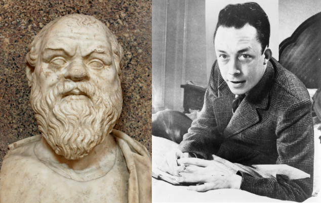 Get to Know Socrates, Camus, Kierkegaard & Other Great Philosophers with the BBC's Intelligent Radio Show, In Our Time
