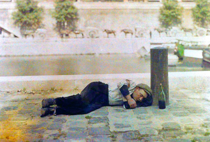 Paris Down and Out