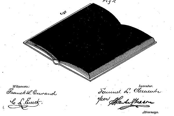 Twain Scrapbook