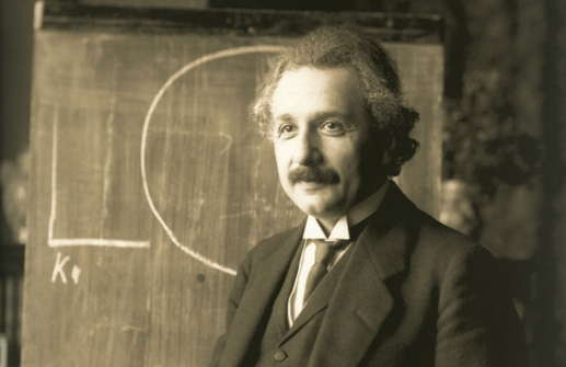 "Albert Einstein On God: ""Nothing More Than the Expression and Product of Human Weakness"""
