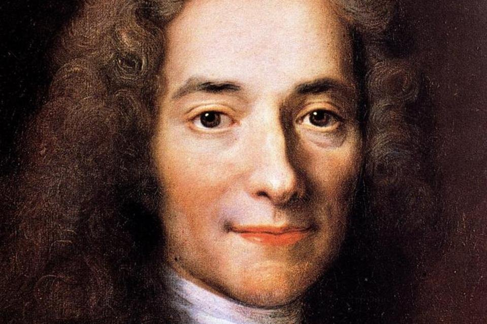 "voltaire ""those who can make you believe absurdities can make  voltaire the clearest of enlightenment thinkers wrote those words in his 1765 essay questions sur les miracles and they resonate as much now"