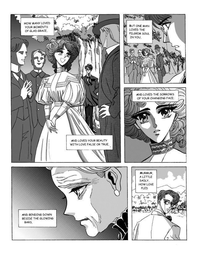 Yeats Manga 3