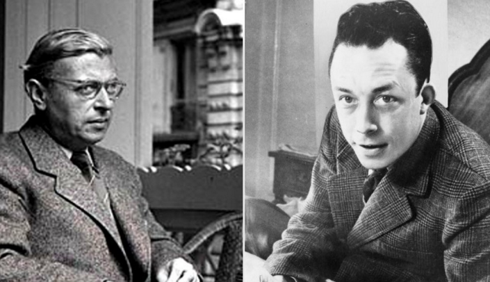 Sartre Writes A Tribute To Camus After His Friend Turned