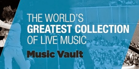 discover the music vault a massive youtube archive of