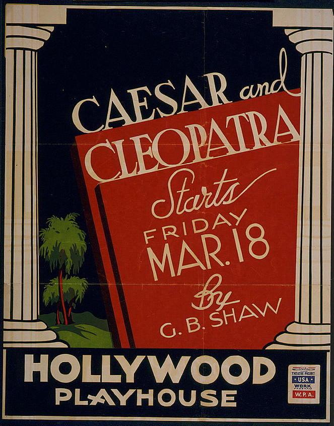 WPA Caesare & Cleopatra