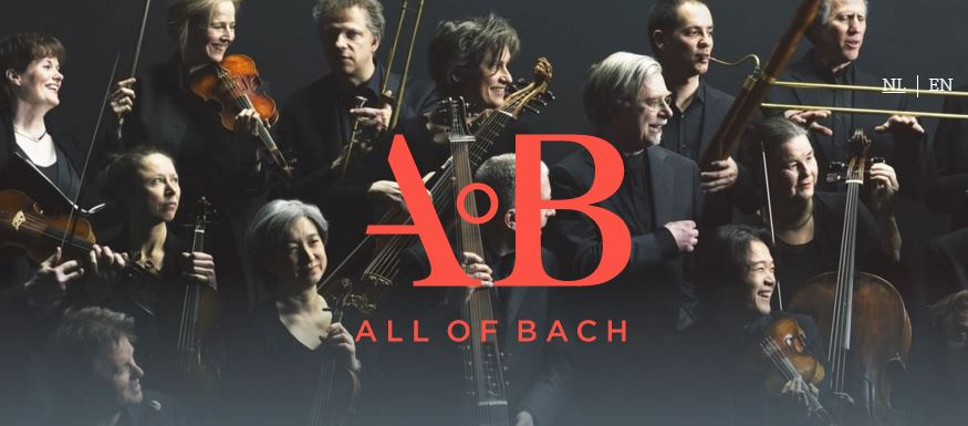 All of Bach is Putting Bach's Complete Works Online: 253 Done, 827 to Come