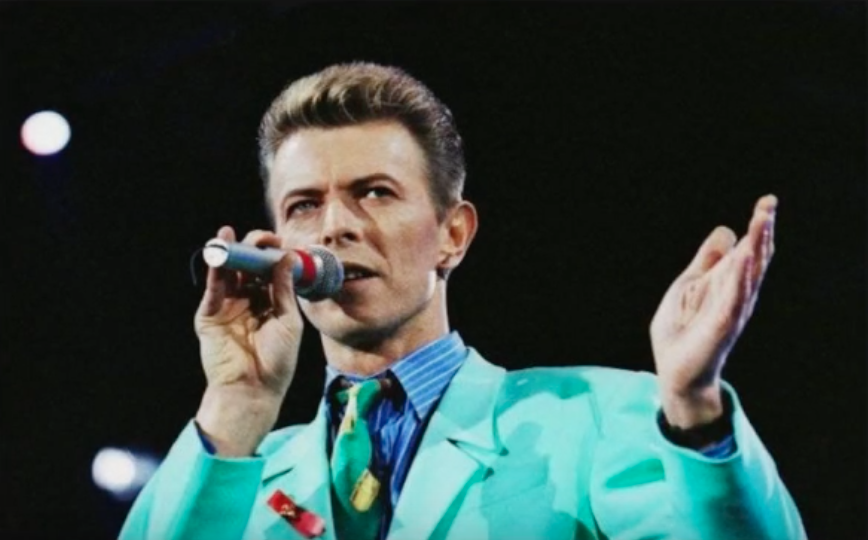 How David Bowie changed the face of modern masculinity |David Bowie 1985