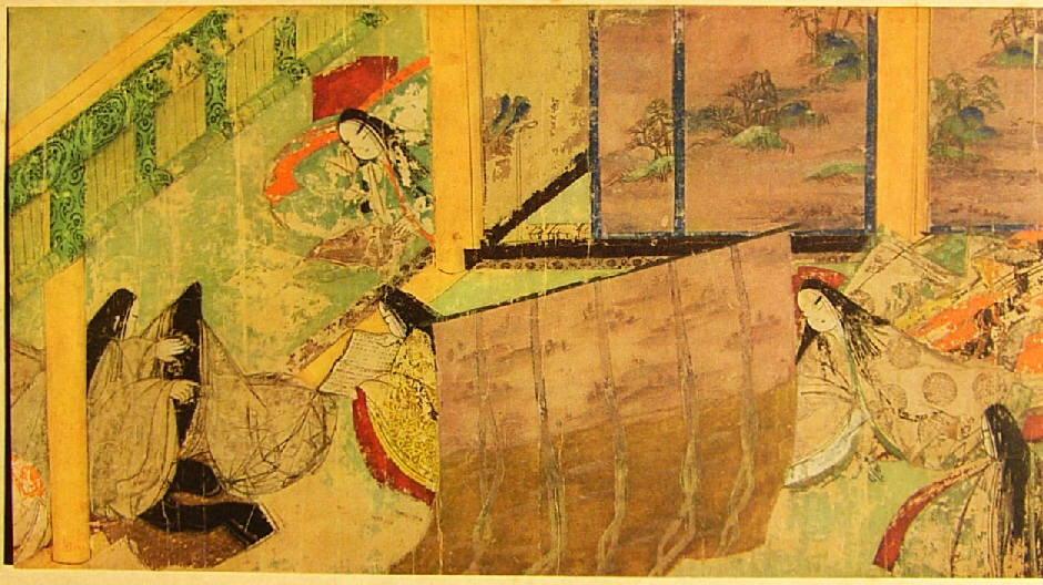 Genji Scroll 1