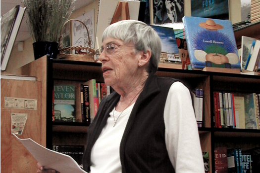 ursula k le guin writing advice