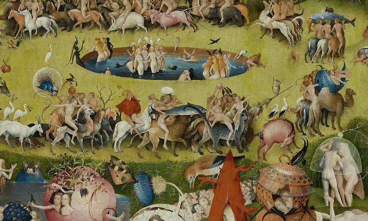 Take A Virtual Tour Of Hieronymus Bosch S Bewildering