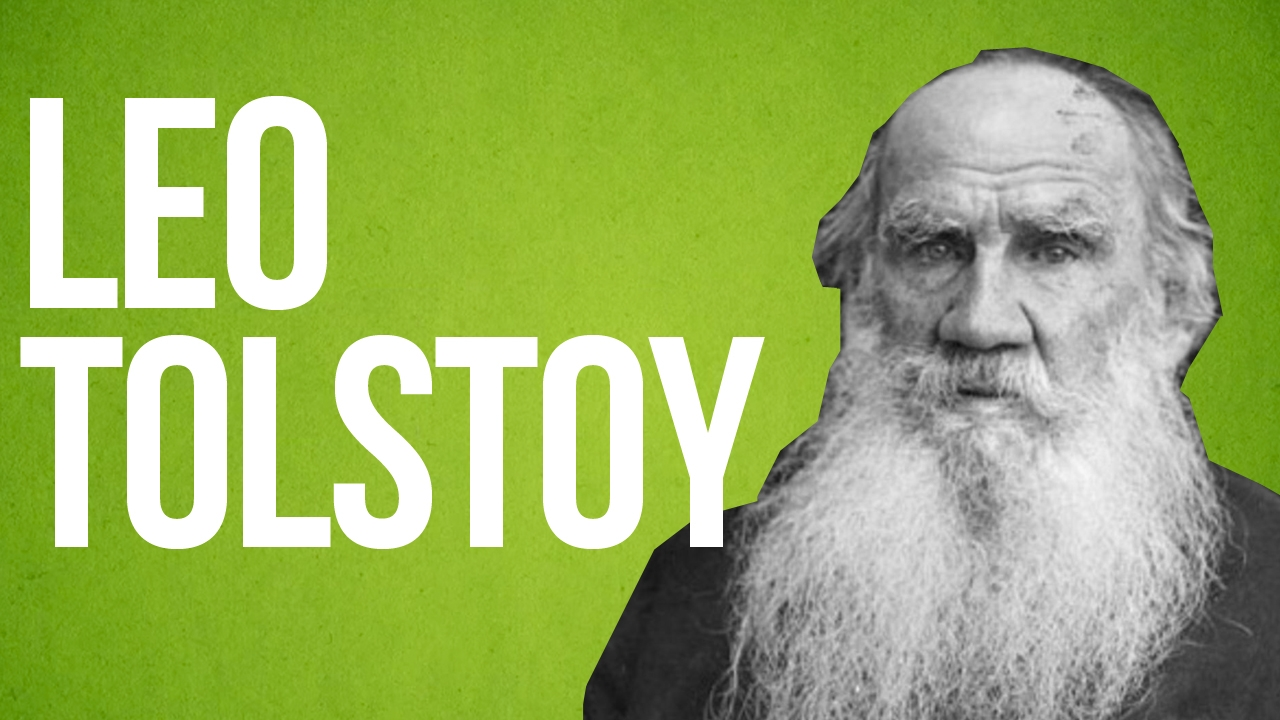 An Animated Introduction To Leo Tolstoy And How His Great
