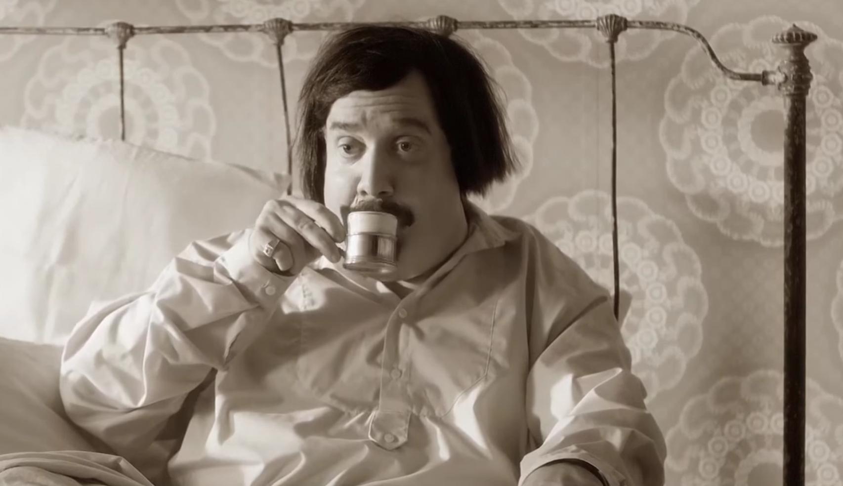 Paul Giamatti Plays Honoré De Balzac Hopped Up On 50