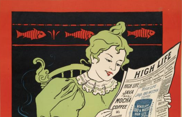 Download 2,000 Magnificent Turn-of-the-Century Art Posters, Courtesy of the New York Public Library