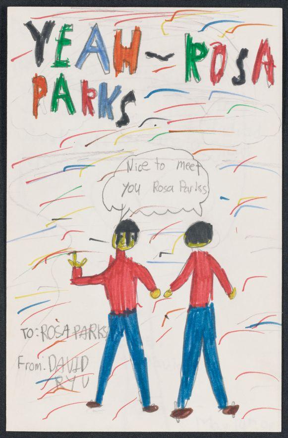 Parks Kids Card