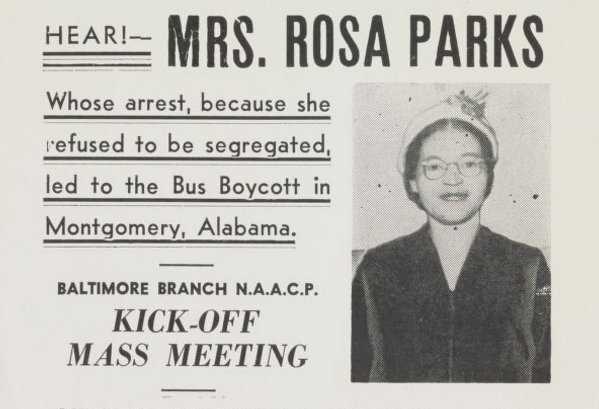 New Rosa Parks Archive is Now Online: Features 7,500 Manuscripts ...