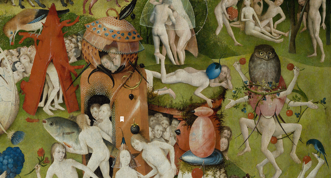 bosch the garden of earthly delights. Bosch 2 The Garden Of Earthly Delights