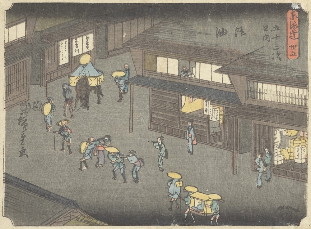 19th-Century Japanese Woodblock Prints
