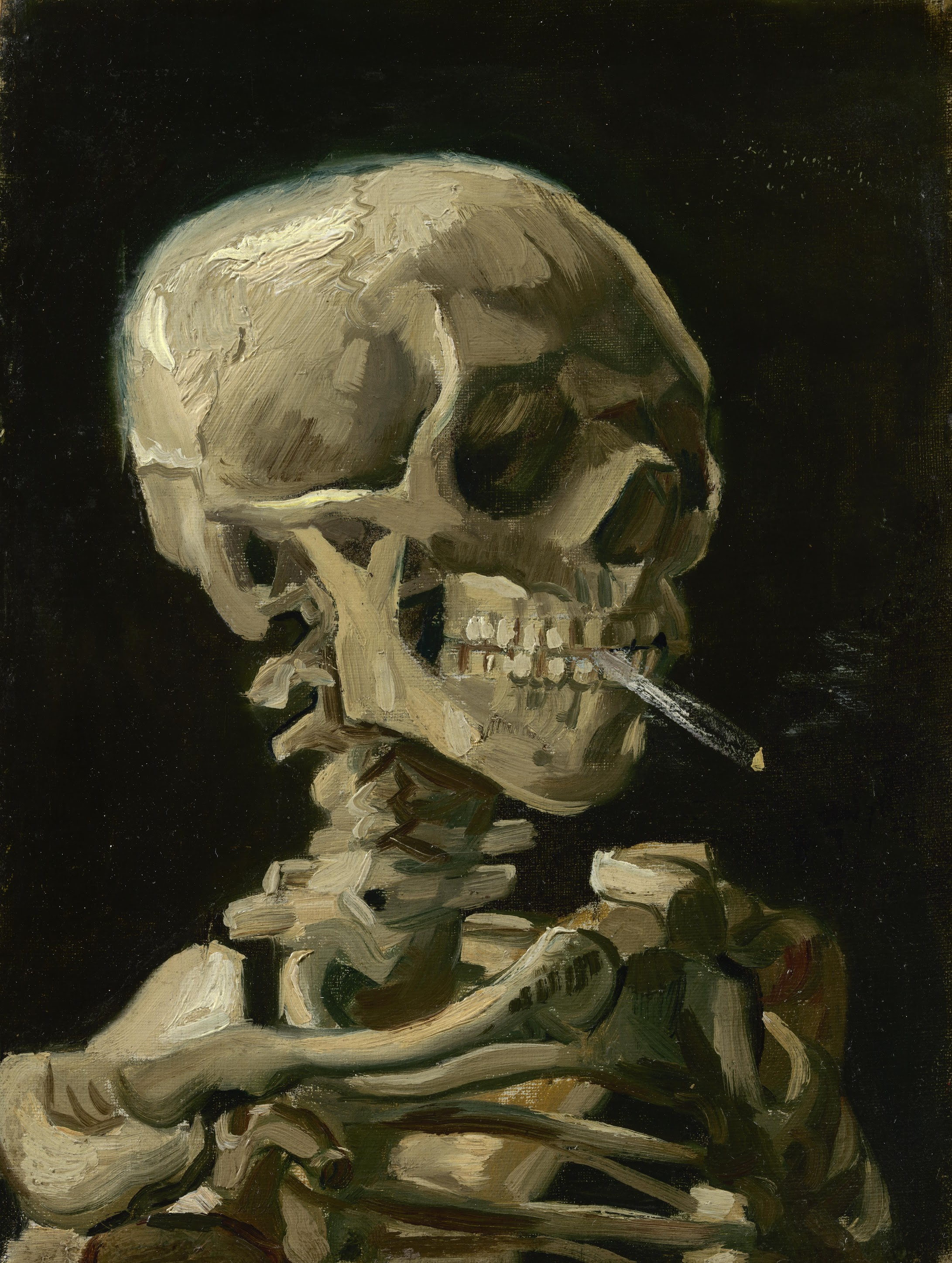 VG Head of a Skeleton