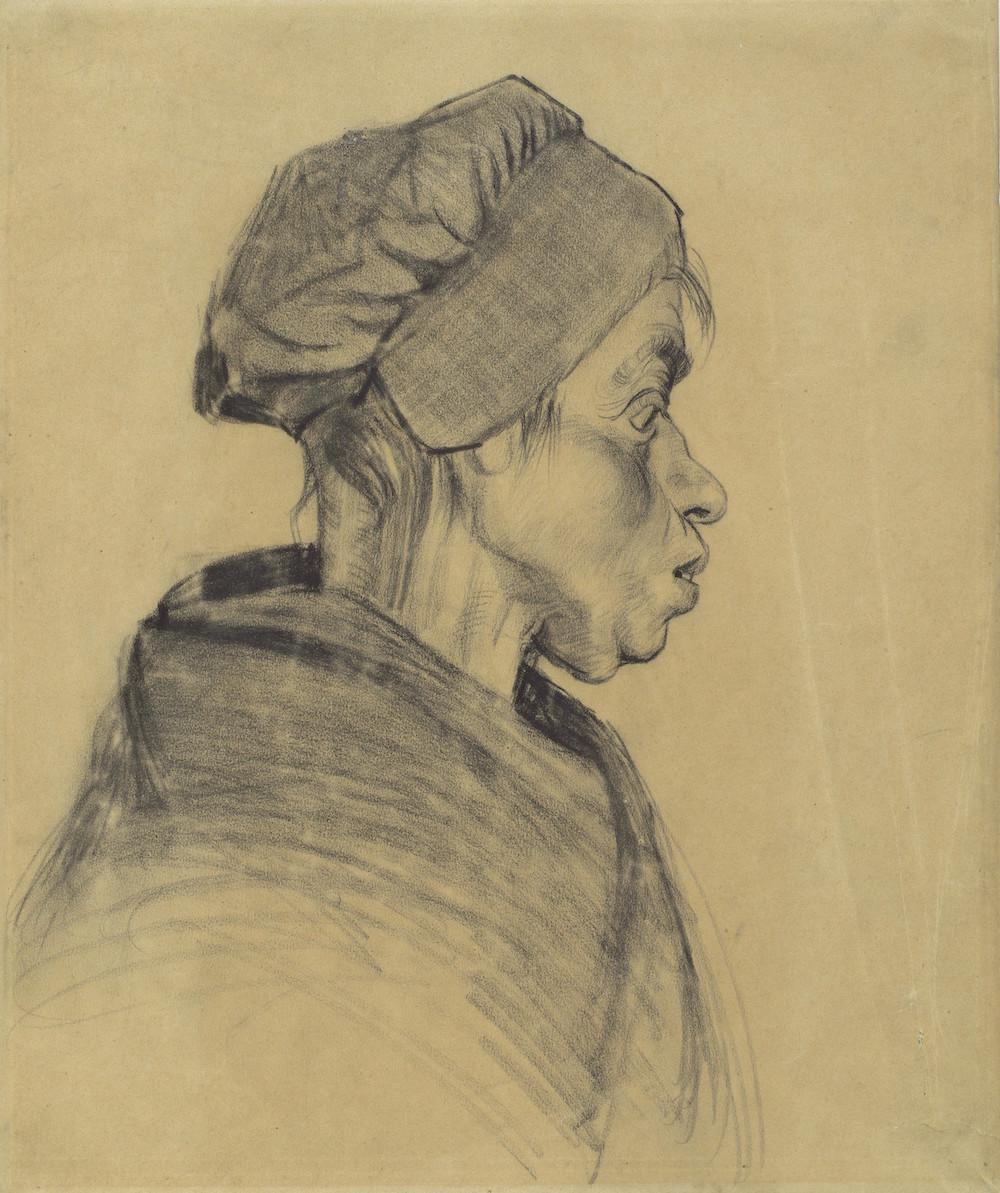 VG Head of a Woman