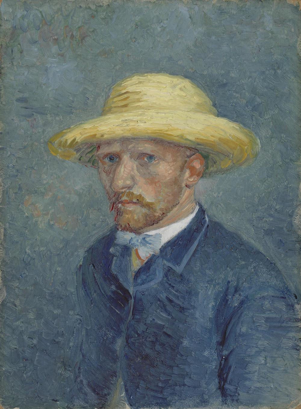 VG Portrait of Theo