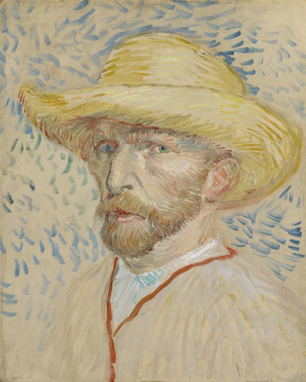 VG Self Portrait 1887