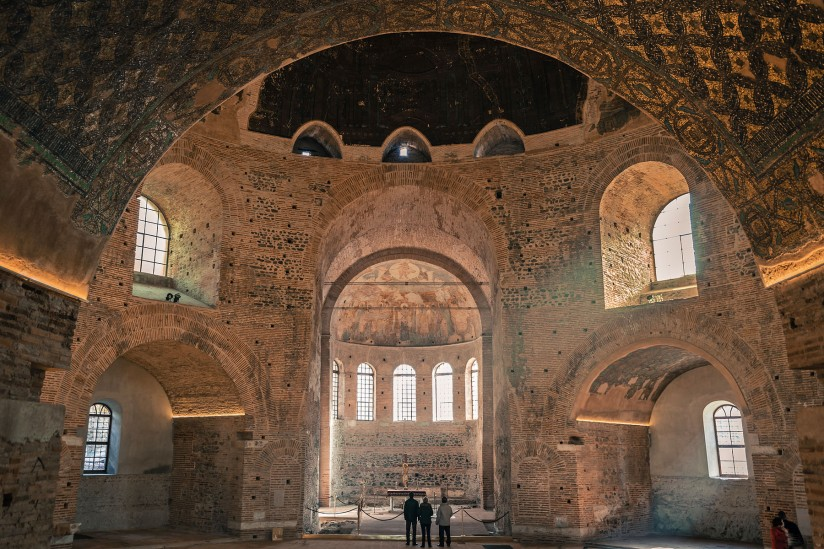 Mapping The Sounds Of Greek Byzantine Churches How