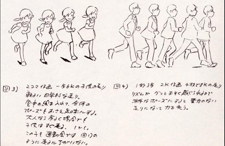 Miyazaki Running 1