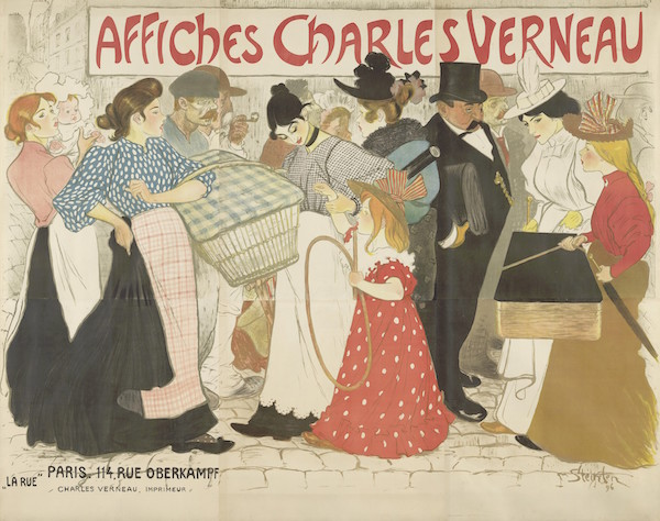 Affiches Charles Verneau
